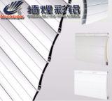 Revêtement de la pupe 0,21 mm Épaisseur pré bobine en aluminium peint pour l'obturateur du rouleau de bande