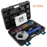 Outils de sertissage 71500 Igeelee Flexible flexible hydraulique de réfrigération en appuyant sur l'outil A/C Tool Kit