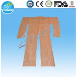 Coverall Microporous пленки, устранимый костюм Coverall