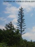 De zelf Suporting Gecamoufleerde Toren van de Antenne voor Mededeling