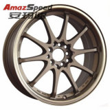 17 duim Optional Alloy Wheel met PCD 8/10X100-114.3