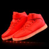 De beroemde Schoen van de Sport met de Fabrikanten van de Tennisschoenen van de Lichte Lage LEIDENE van de Prijs Jonge geitjes van Schoenen