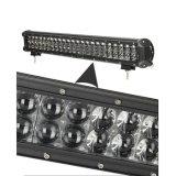 barra chiara anteriore di azionamento di 12V 300W 4D LED, barra chiara combinata del veicolo LED del fascio dell'inondazione del punto