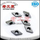 Calzas de la pieza inserta del carburo de tungsteno para la herramienta de rosca de Ser