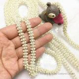 2017 цепь перлы платья Brial цепи когтя новой перлы цепи 8mm перлы ABS круглой Ss38 белая