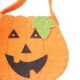 100% Filz-Geschenk-Halloween-Süßigkeit-Beutel für Halloween-Dekorationen