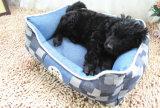 Qualitäts-Jeans-Haustier-Bett-große Hundeprodukte