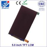 "5 "" 25pin TN TFT LCDスクリーン"