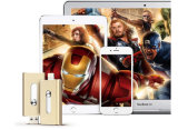 iPhone iPad Mac PC를 위한 1 USB3.0 Pendrive에 대하여 3