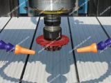 Jcs1325L Atcの花こう岩のカウンタートップの流しの切断の彫版機械