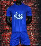 Новые 2017 тайских трикотажных изделий футбола футбола клуба рубашки футбола качества подгонянных Джерси пустых