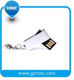 Metal Rotary Mini USB Stick