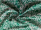 خضراء بيضاء بقعة طباعة بناء لأنّ ملابس رياضيّة ([هد1401100])