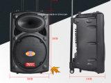 12'' Carrito recargable Altavoz exterior con un gran banco de potencia para la etapa 6814D