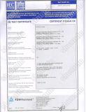 Cocina de la aprobación del CB del CE Cocina portable 2 Hornillas de la inducción Sm20-Dic05