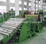 De Scherpe Machine van de Rol van het staal/Gesneden aan de Lijn van de Lengte