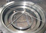 El anillo de los bordes del acero de aleación St52 forjó el anillo