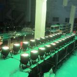 カラー54X3w DMX段階DJ LEDの同価ライトを変更しなさい
