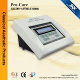 La frecuencia de triple terapia con ultrasonido y la crioterapia equipos médicos