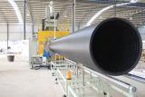 Tubo de enrolar em espiral de parede de plástico HDPE