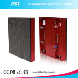Seamless 3mm High Contrast Indoor Rental Affichage à LED, LED Big Screen Die Casting Aluminium