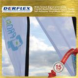 Textiel van de Stof van de Polyester van de sublimatie de /Transfer Afgedrukte voor de Banner van de Vlag van het Strand