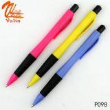 Bolígrafo plástico del regalo de la promoción barata al por mayor del precio
