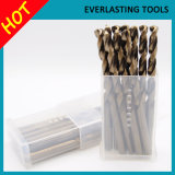 "Broyeur Twist HSS Co Drill Bits Set 10PCS 1/4 ""6.35mm"