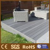 Engineered Wood Composite WPC Outdoor Flooring com certificado CE