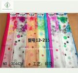 2017 новых прибытия шифон напечатано леди мода шарфом на заводе