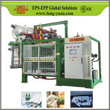 EPSのプラントEPS型の完全な生産ライン形の成形機の省エネ