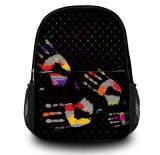 Großhandels-Soem-kundenspezifischer Segeltuch-Schule-Rucksack sackt Laptop-Rucksack ein
