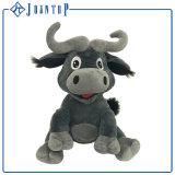 Do brinquedo geral do elefante da fonte da fábrica descanso animal macio enchido luxuoso