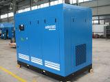 Compresor de aire de dos fases lubricado tornillo inferior del petróleo de la vibración (KE90-7II)