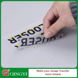 Qingyi Qualitäts-Wärmeübertragung-Kennsatz-Drucken für Kleidung
