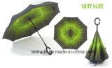 حارّ يبيع [هيغقوليتي] [بورتبل] طليق يد مستقيمة عكسيّة يعكس مظلة