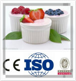 Recipienti di plastica per yogurt