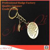 Metallo su ordinazione Keychain per gli elementi promozionali del regalo