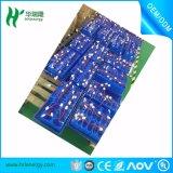 太陽エネルギーシステムのためのOEM 12V 25ahのリチウム電池
