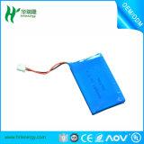 La batería más fina de Lipo 3.7V Li-Polymer Lipo Venta caliente de células ultra-delgadas para el avión de control remoto