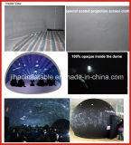 Tenda gonfiabile della cupola del proiettore del Planetarium di Digitahi per l'evento