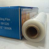 Le roulis enorme s'attachent film d'emballage en papier rétrécissable du film LLDPE