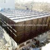 L'émail modulaire réservoir d'eau en acier pressé