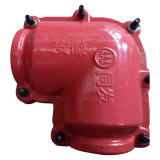 PE, réparer le collier du tuyau de PVC refoulées P110, Réparation des canalisations de couplage, raccord de tuyauterie, de réparation rapide du tuyau qui fuit
