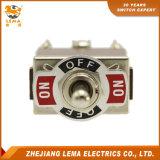 Lema Lt221fb Interrupteur à bascule à vis à double pôle