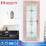 Дверь Casement комнаты ливня с декоративной картиной