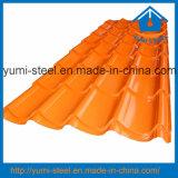 건축재료 주름을 잡은 색깔 강철판 지붕 금속 클래딩 또는 금속 장