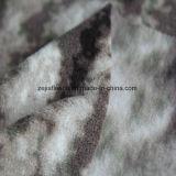 Camouflage Imprimer Polaire avec 1 côté Anitpilling
