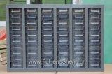 Armoire de stockage des boîtes de pièces composant avec 60 tiroirs