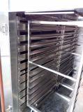 Séchoir industriel à fruits 250kg en acier inoxydable